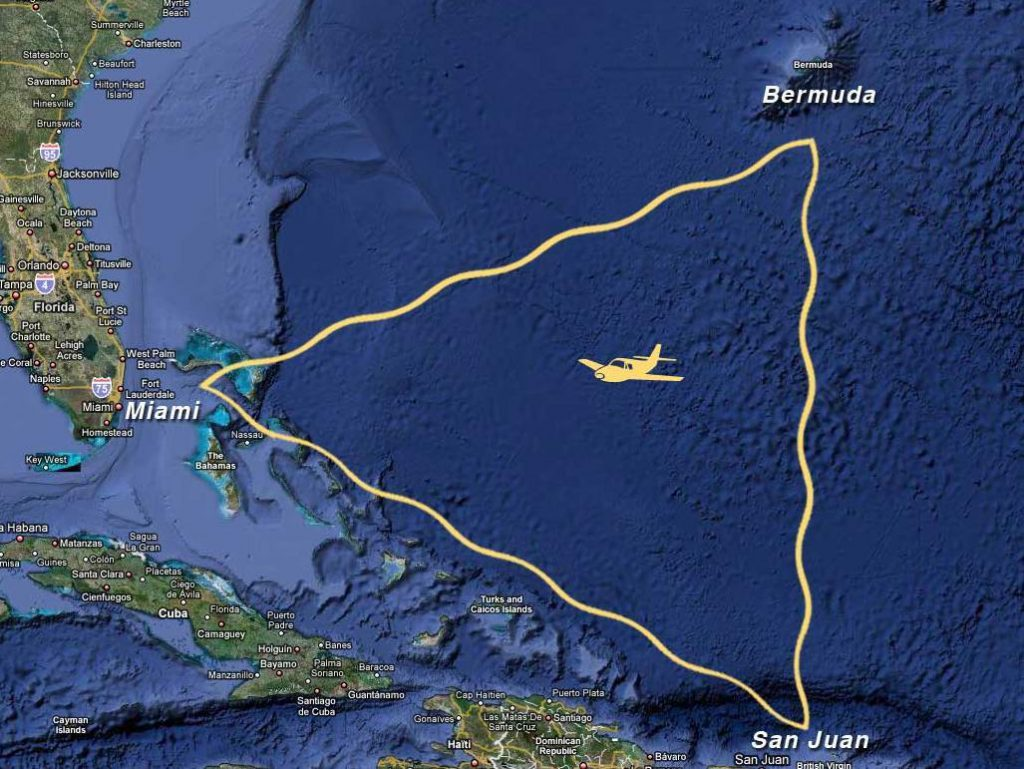 interesting facts about the bermuda triangle