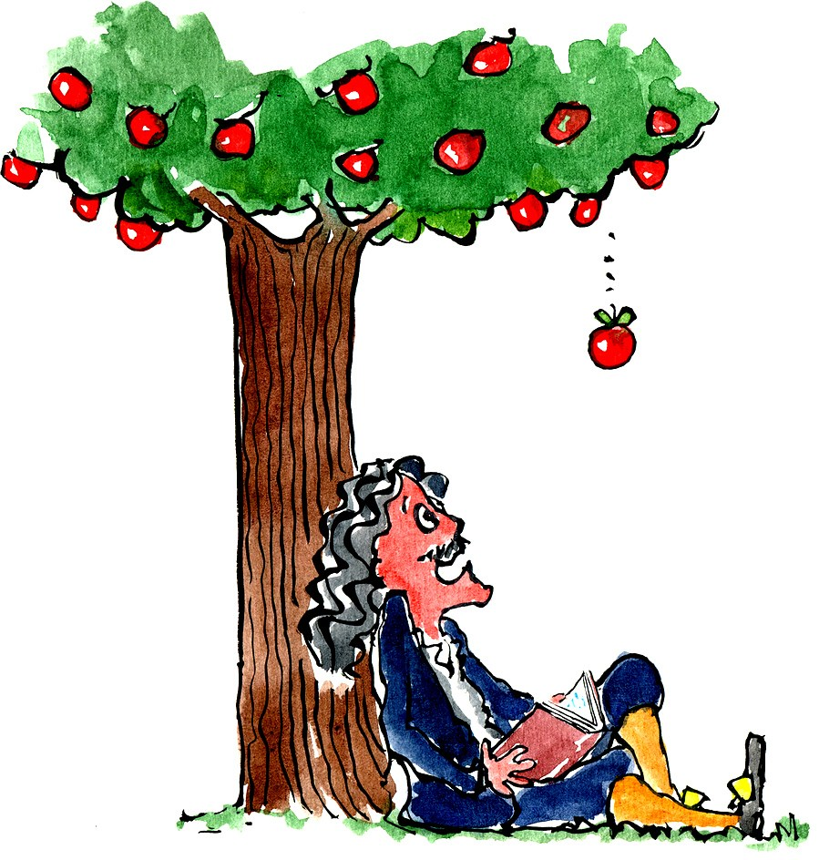 Interesting Isaac Newton Facts : Ledgend Who Discovered Gravity