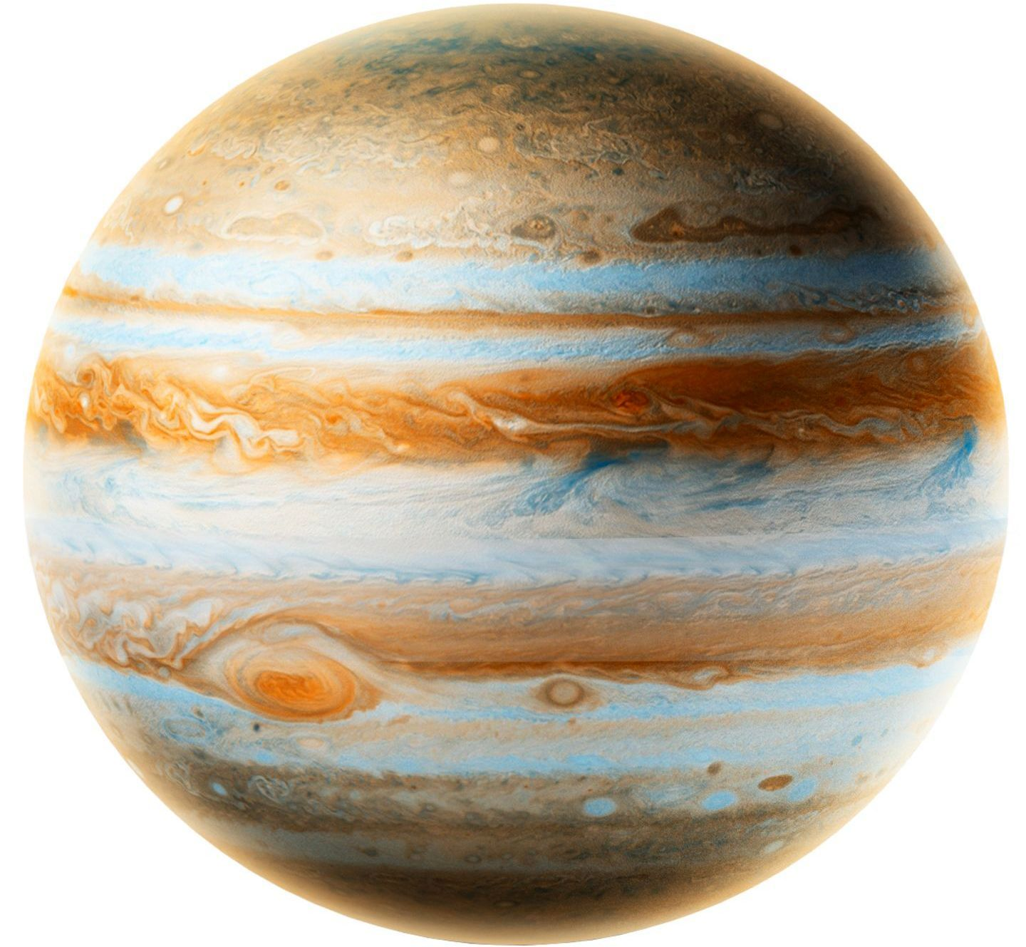 jupiter facts : Largest planet in solar system
