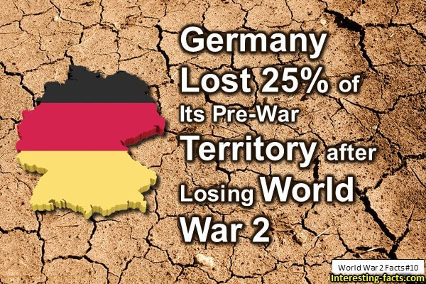 facts about world war 2