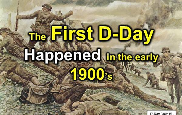 d day facts