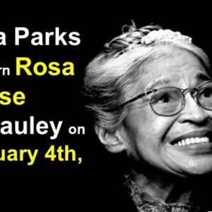Rosa Parks Facts:10 Facts about Rosa Parks | Interesting Facts