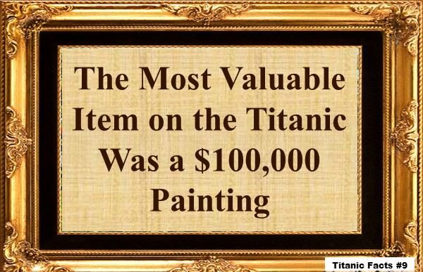 facts about titanic