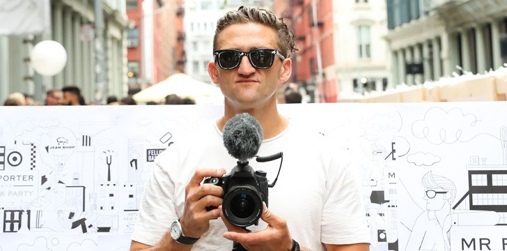 Casey Neistat Facts