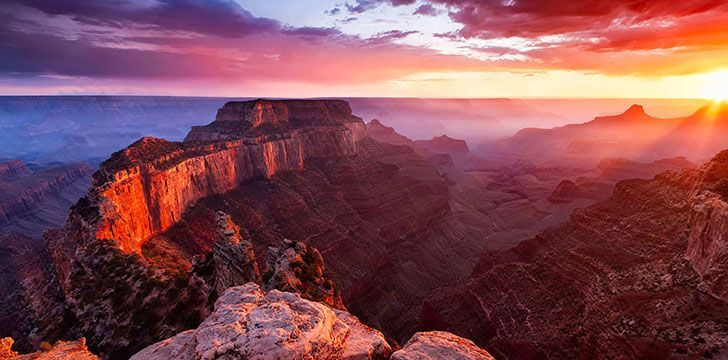 Breathtaking Facts About The Grand Canyon