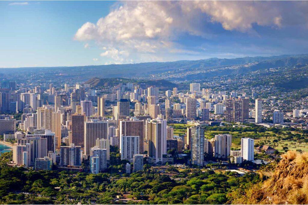 Honolulu City, Oahu