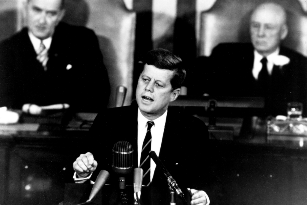 John F Kennedy in congress interesting facts about jfk