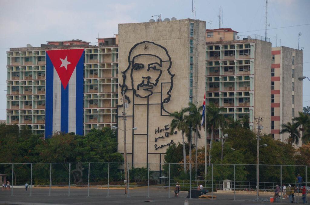 government building havana