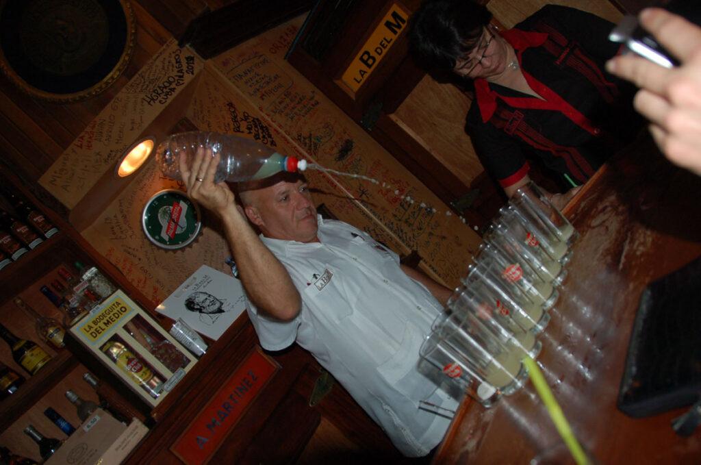 hemingway bar havana
