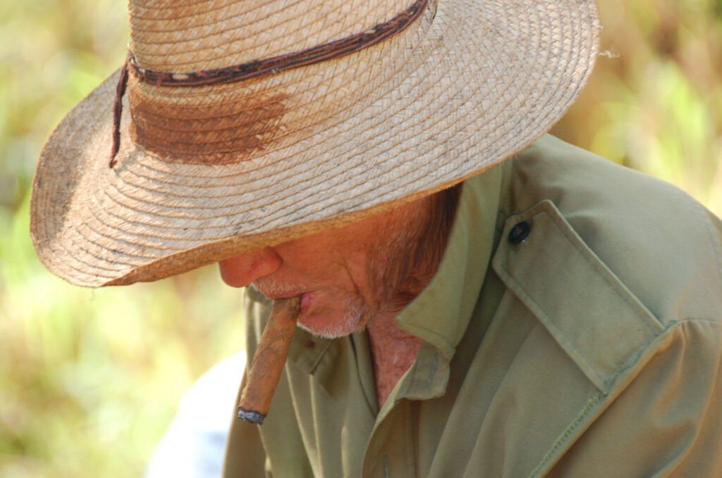 man with a cigar cuba facts about cuba
